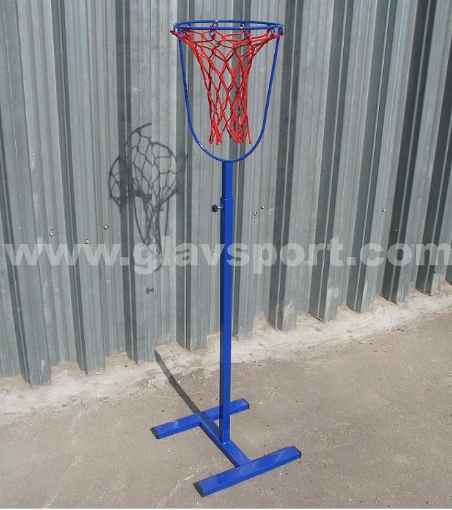 bf1f6cfd Стойка баскетбольная детская напольная соответствует Общероссийскому  классификатору продукции ОК 005-93 (сетка входит в комплект) ...